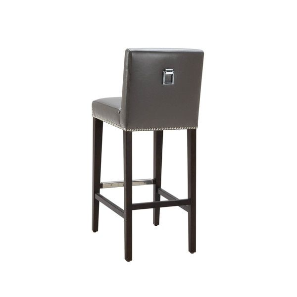 Sunpan Brooke 30 Quot Bar Stool Espresso Leg Bar Stools
