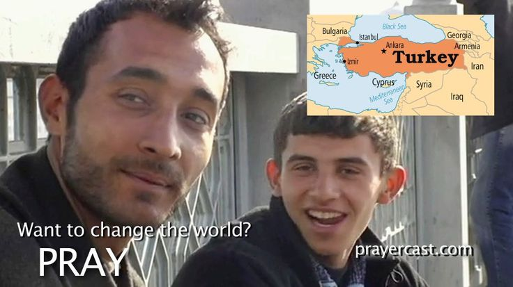 Pray for Turkey with this short video: http://www.prayercast.com/turkey.html • Pray for a radical change in deep-seated prejudices and biases against Christianity.   • Pray for wise leadership to peacefully  navigate the tense rivalry between staunch nationalists and radical Islamists.   • Pray for the work of evangelism to go forth in power despite increased hostilities and bitter persecution toward believers. http://www.operationworld.org/turk