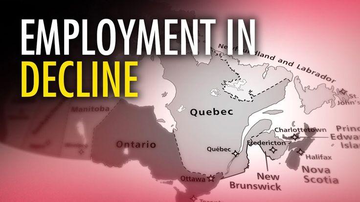 StatsCan report reveals job losses under Liberal governments | Ezra Levant
