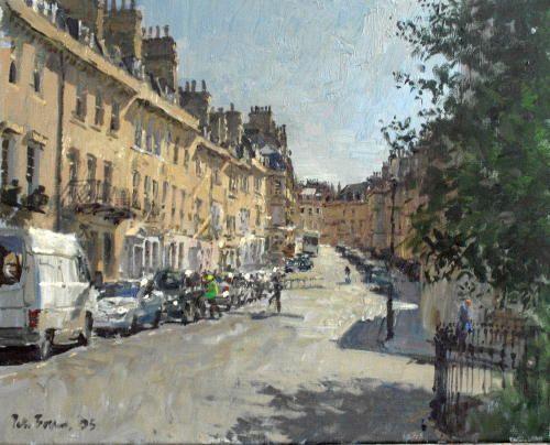 Peter Brown - River's Street