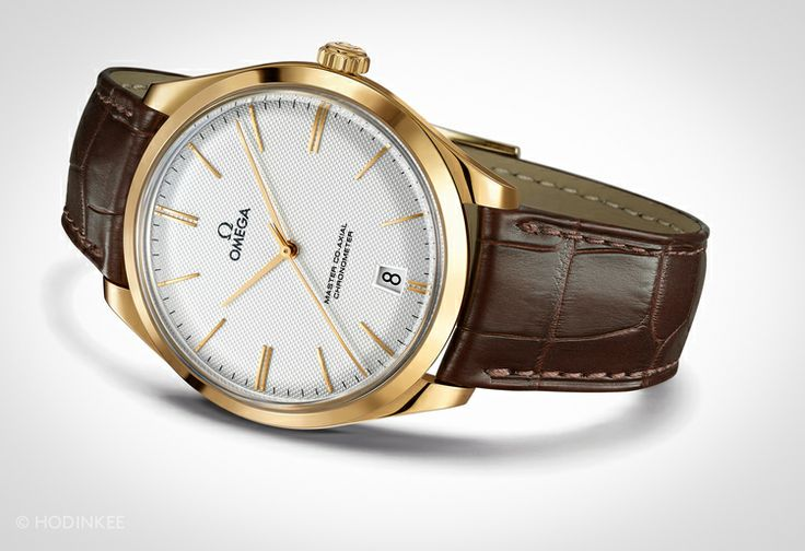Introducing The Omega De Ville Trésor: The Omega Goes Hand-Wound, And It Works (Live Photos, Full Specs, Pricing) — HODINKEE - Wristwatch Ne...