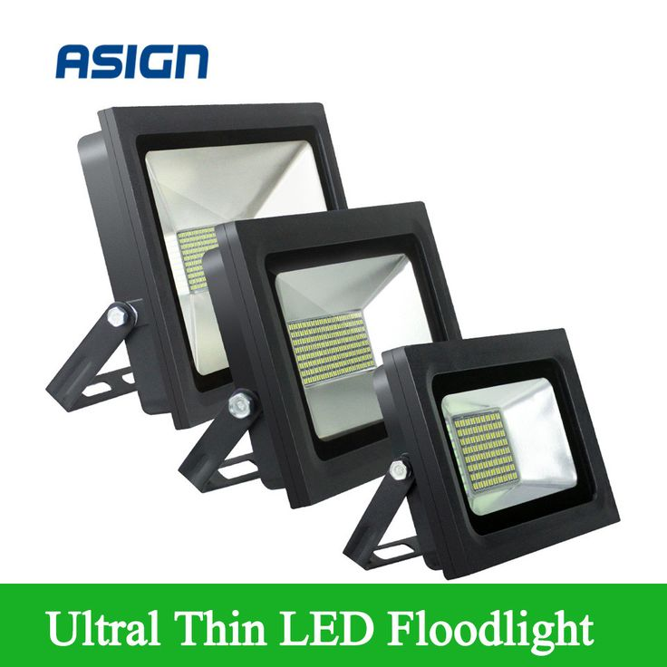 2016 LED Flood Light 15W 30W 60W 100W 150W 200W IP65 Waterproof Spotlight Lamp Gardden Street Outdoo-  Item Type: Flood Lights  Style: Modern  Certification: UL,FCC,SAA,RoHS,EMC,LVD,CCC  Voltage: 220V  Protection Level: IP65  Body Material: Aluminum  Power Source: AC  Brand Name: Asign  Occasion: Outdoor Wall  Finish: Brushed Nickel  Light Source: LED Bulbs  Base Type: Wedge  Is Bulbs Included: Yes  Model Number: Floodlights  Wattage: 15w/30w/60w/100w/150w/200w  LED Quantity…