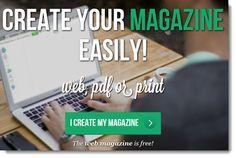 En marcha con las TIC - Publica tu revista escolar con Madmagz