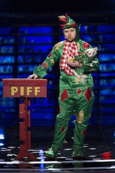 America's Got Talent 2015: Piff the Magic Dragon Gets Golden Buzzer (VIDEO) | Gossip & Gab