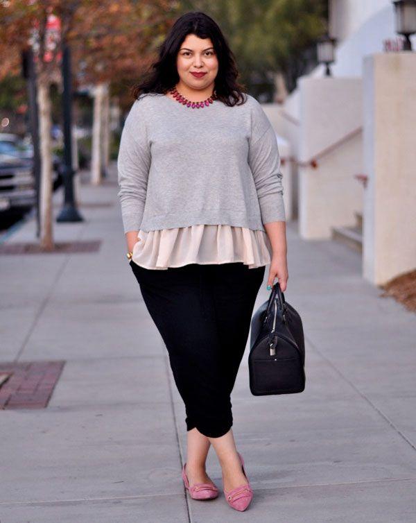 Jay Miranda + 3 more amazing curvy fashion bloggers