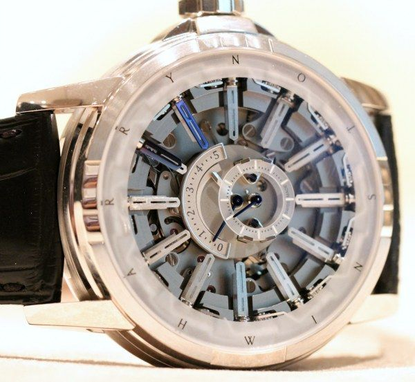 Harry Winston Opus 12 watch 14