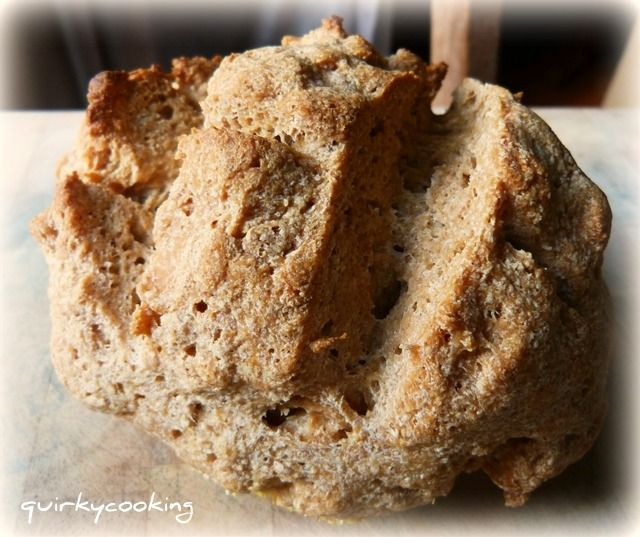 Quirky Cooking: Gluten Free Artisan Bread