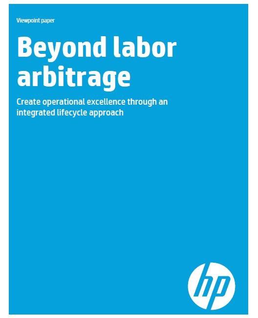 Beyond Labor Arbitrage