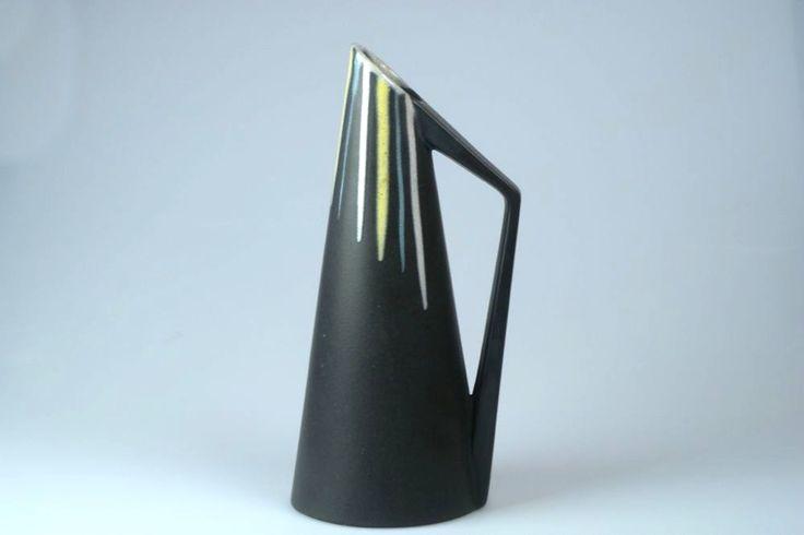 BURGUNDIA 1950s range jug vase > twenty21