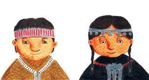 Resultado de imagen para ilustracion mapuche