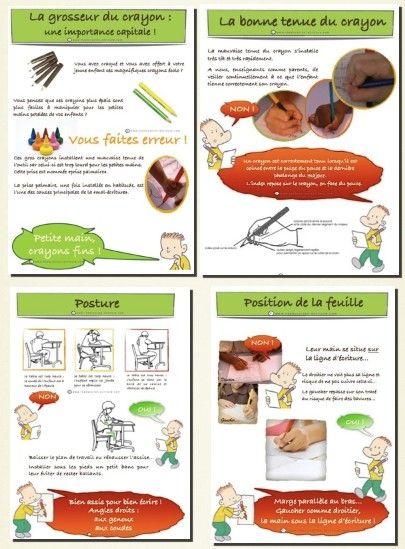Aider les élèves qui tiennent mal leur crayon ou rencontrent des difficultés en écriture - Maîtresseuh