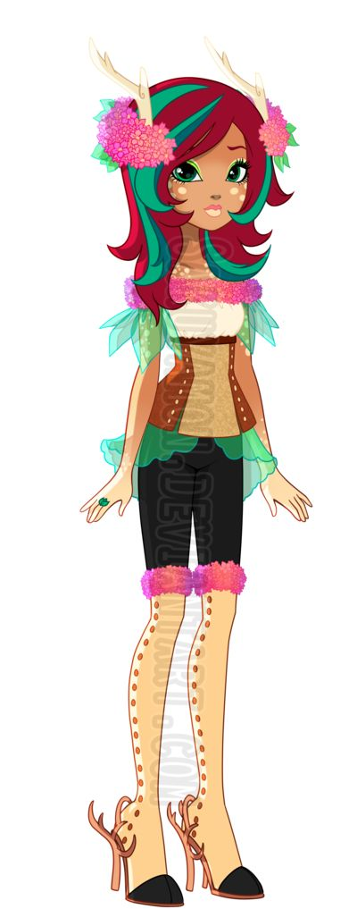 Ever After High Bambina by Sakuyamon on DeviantArt