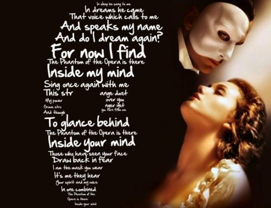 Phantom of the Opera - Poem by Eve Roper
