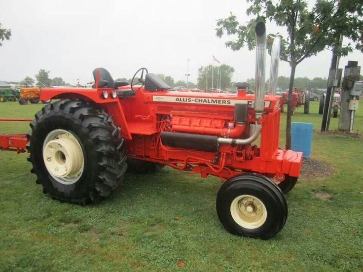 TractorDatacom Allis Chalmers D17 tractor information