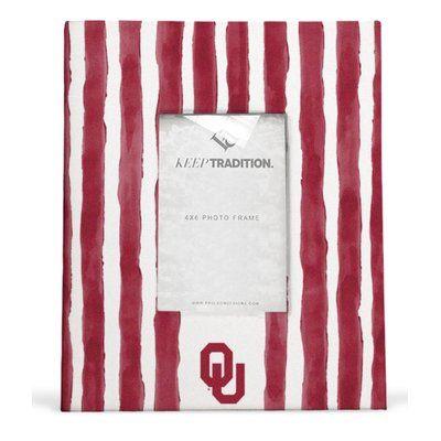Paulson Designs NCAA Picture Frame NCAA: Oklahoma
