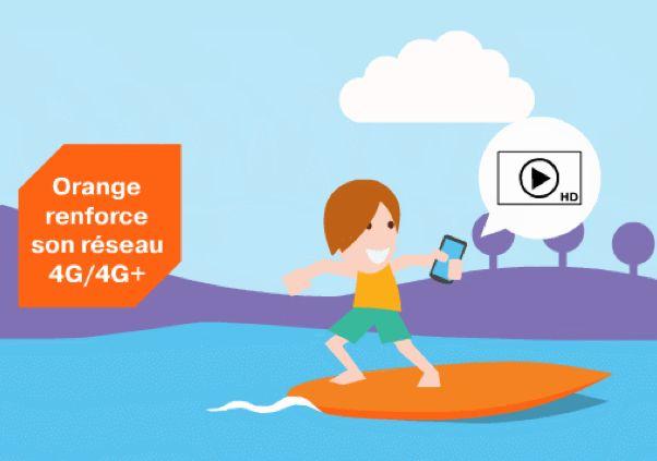 4G+ : Orange passe à 300 Mbps dans cinq villes françaises - http://www.frandroid.com/telecom/367956_4g-orange-passe-a-300-mbps-cinq-villes-francaises  #Telecom
