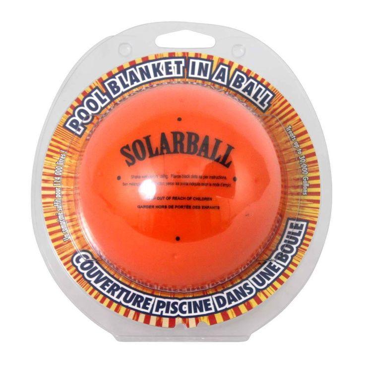 AquaPill Solarball Liquid Solar Blanket for Swimming Pools