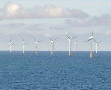 Hydrolien et éolien flottant : Royal lance les appels d'offres pour des fermes commerciales