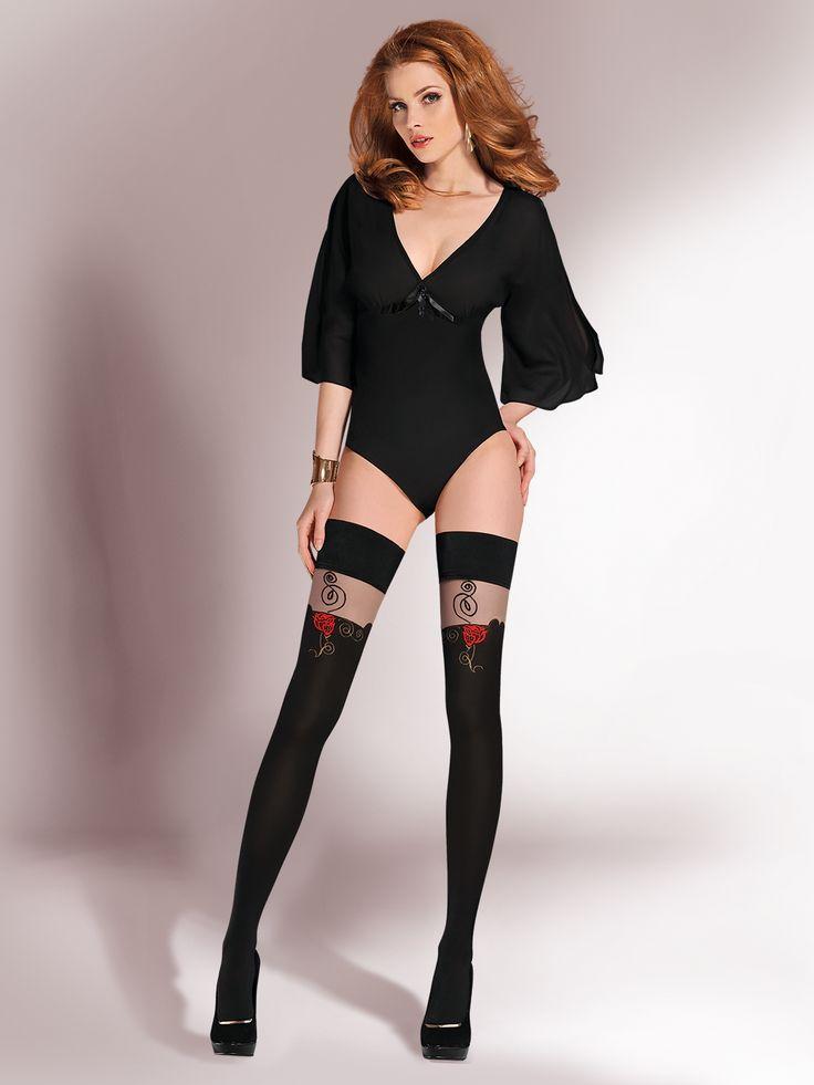 Stockings Rosa