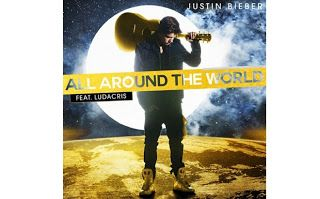 Lirik Lagu Justin Bieber - All Around The World | Kancil Sharing