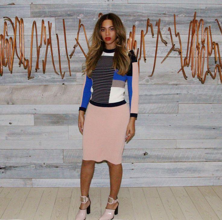 Quand Blue Ivy photobomb le shooting de Beyoncé | Glamour