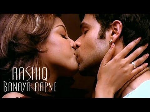 Aashiq Banaya Aapne: Love Takes Over (2005)   Tanushree Dutta, Preeti Ganguli, Emraan Hashmi   Full Movie   Karan (Sonu Sood) loves Sneha (Tanushree Dutta) but is too introverted to ever express his feelings to her. Although Karan's feelings are evident to many, he is content in just seeing Sneha smile and never gathers the courage to tell her how he feels. On an occasion Karan invites Sneha to...   http://masalamoviez.com/aashiq-banaya-aapne-love-takes-over-2005/