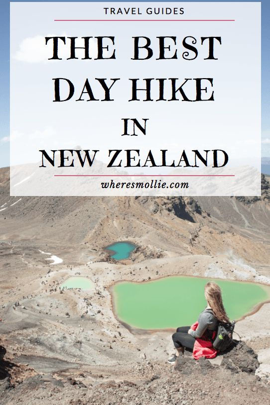 A Complete Guide To The Tongariro Alpine Crossing, New Zealand | Where's Mollie? A UK Travel and Adventure Lifestyle Blog