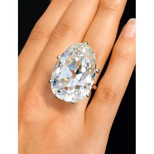 What 74 carats looks like.   #holycrap