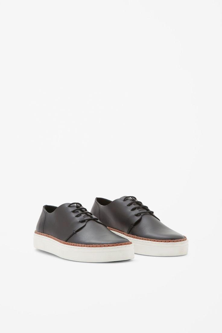 Chaussures De Sport À Lacets - Noir N ° 21 OIMfHv