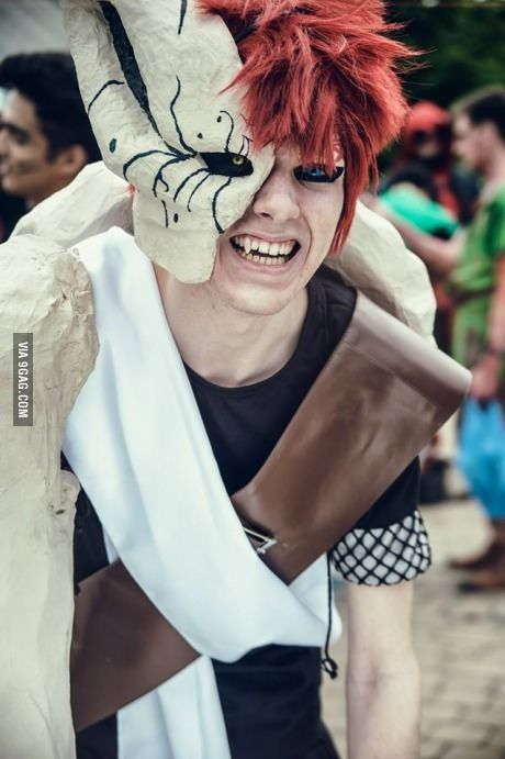 Best 25+ Gaara cosplay ideas on Pinterest | Naruto cosplay ... Gaara Cosplay