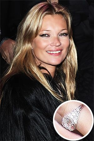 kate moss custom made engagement ring celebrity