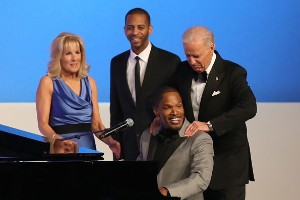 Jennifer Hudson Sings Inauguration