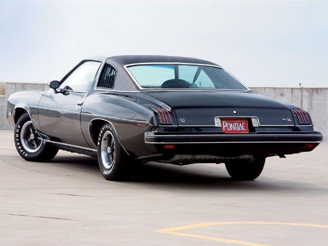 1975 Pontiac Grand Am 6.5 Litre