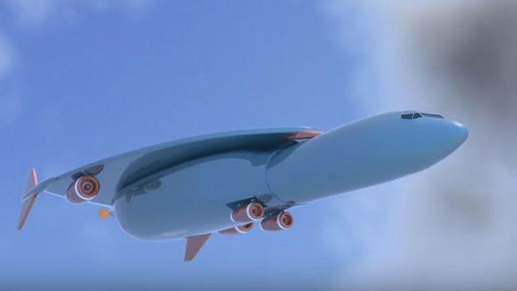 Sucesor del Concorde Airbus ha obtenido de la Oficina de Patentes y Marcas de Estados Unidos la patente para su nuevo avión hipersónico, que podría volar de Londres (Reino Unido) a Nueva York (EE.UU.) en tan solo una hora.