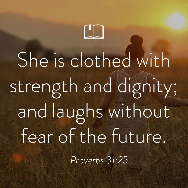 Bible Verse About Fear