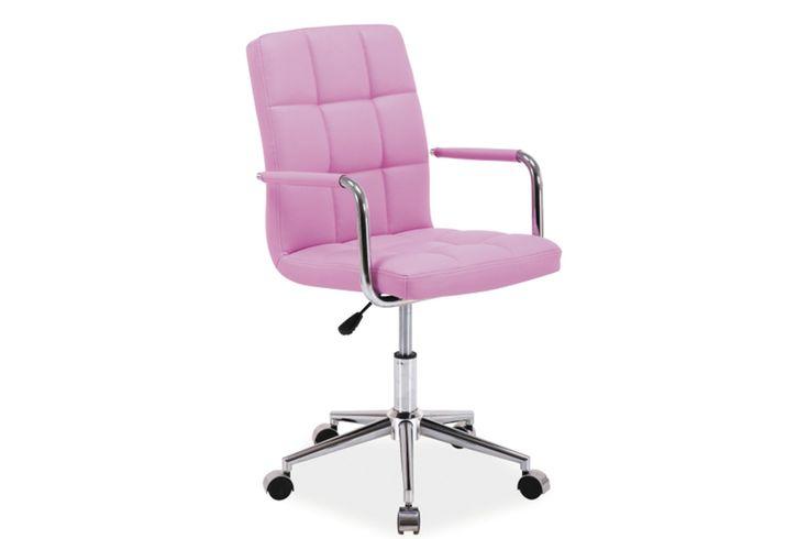ΚΑΡΕΚΛΕΣ->Καρέκλες γραφείου->Διευθυντικές καρέκλες γραφείου->ΚΑΡΕΚΛΑ ΓΡΑΦΕΙΟΥ 022 ΡΟΖ - www.maisonplus.gr