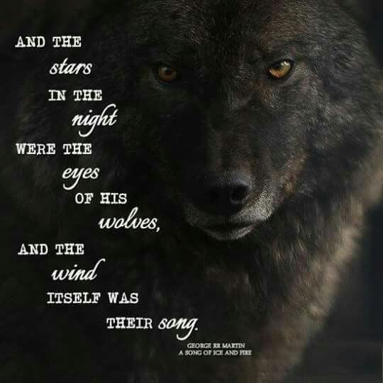 His wolves