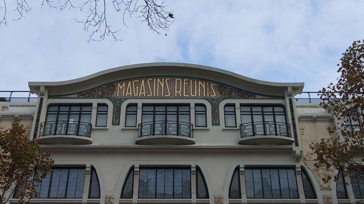 Magasin Art Deco #paris #seine #fz1000 #raw #affinity