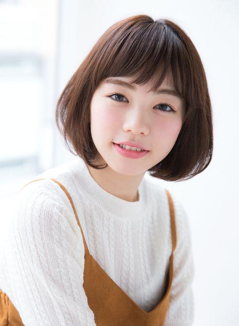 大人ワンカールボブ2016 【Ramie】 http://beautynavi.woman.excite.co.jp/salon/27006?pint ≪ #bobhair #bobstyle #bobhairstyle #hairstyle・ボブ・ヘアスタイル・髪型・髪形 ≫