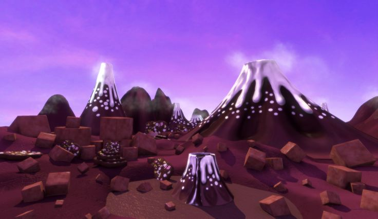 Semifreddo was my senior thesis. I am responsible for everything. The final scene was rendered in UDK