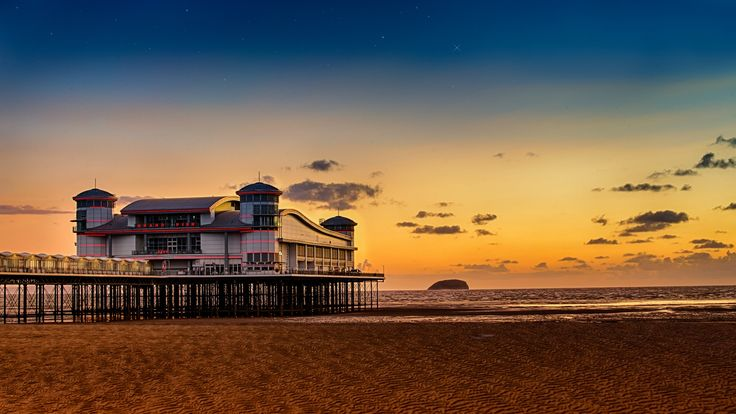 Photograph Grand Pier by Artur Szczeszek on 500px