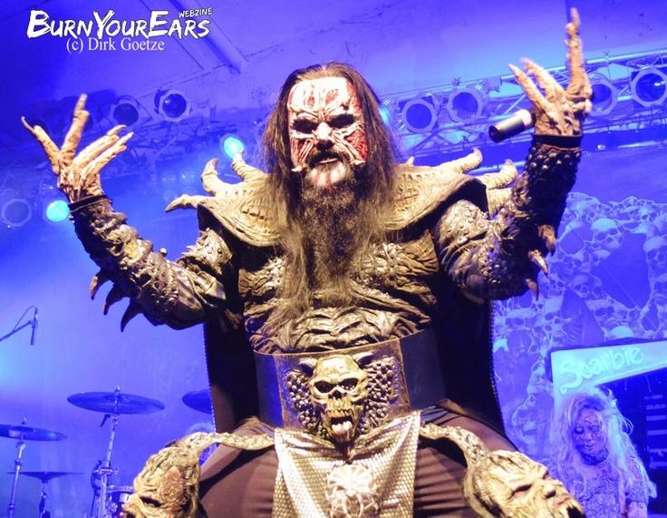 Lordi live in Cologne, April 2013
