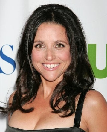 Julia Louis Dreyfus -- I really hope I can look this good at her age! Lol