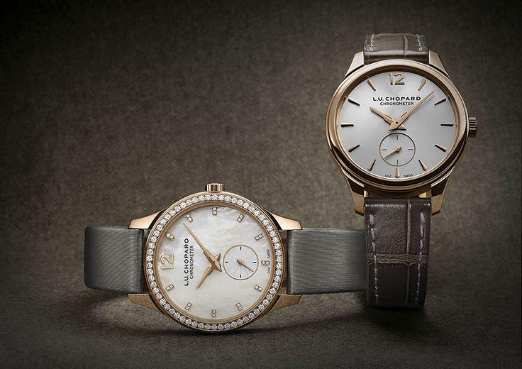 Reloj L.U.C XPS 35mm de Chopard El primer modelo L.U.C para mujer