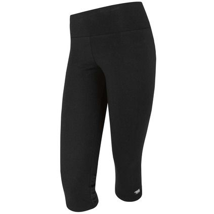 Running Bare Women's High Rise 3/4 Tights