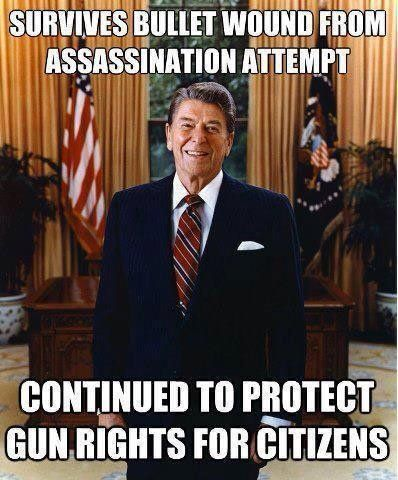 I've said it before, I wish we could have Ronald Reagan as President again. God rest his soul.
