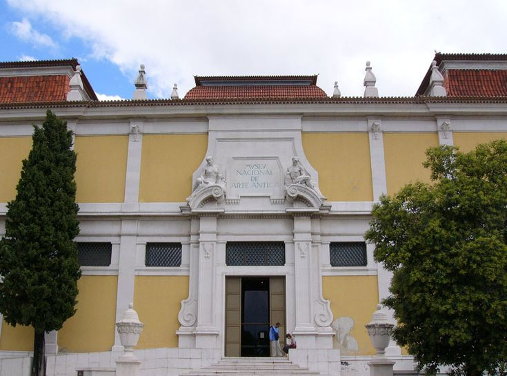 Museu Nacional de Arte Antiga   Lisboa