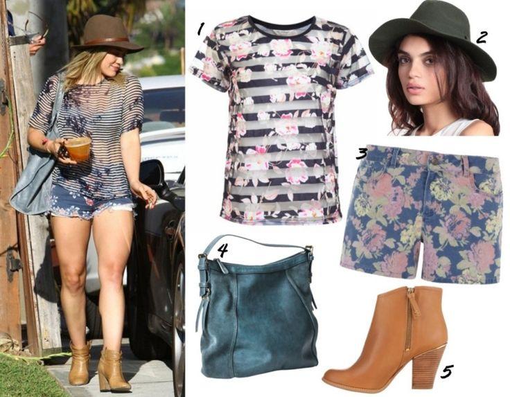 was-soll-ich-heute-anziehen-Sommeroutfits-Shorts-Blumen-Ledertasche