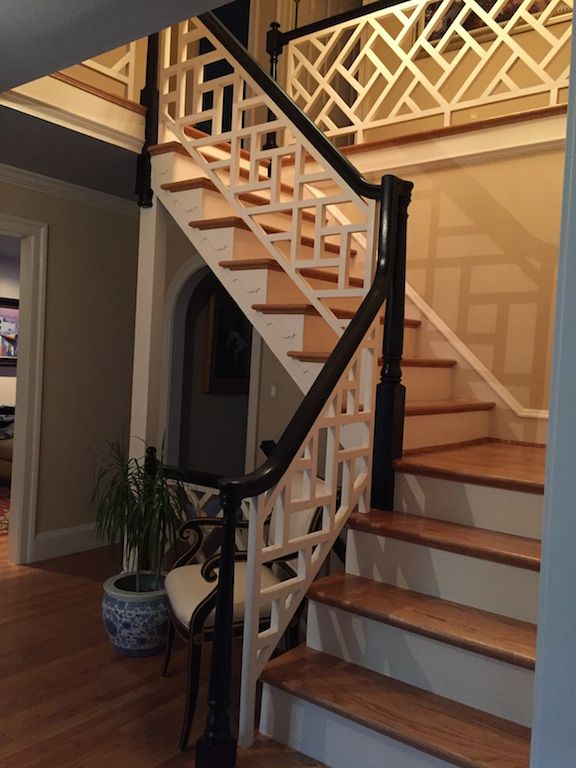 Best 30 Best Images About Chinese Chippendale Stair Railings On 400 x 300