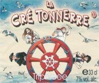 Label van La Cré Tonnerre